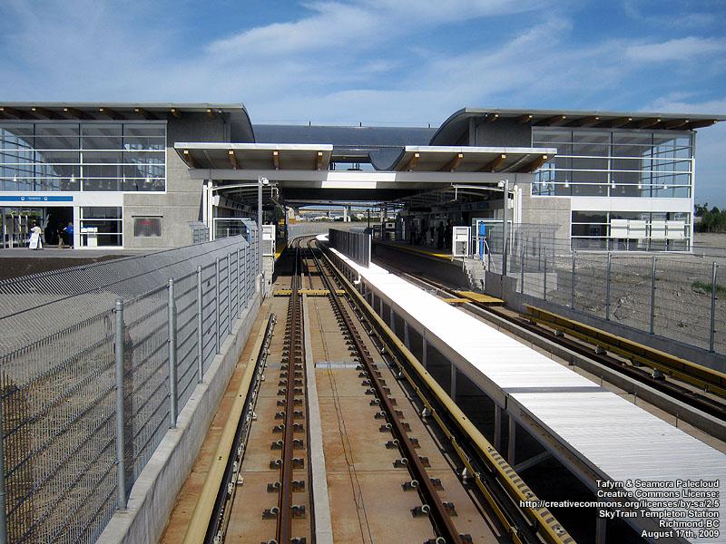 Vancouver Translink Skytrain Stations Barraclou Com
