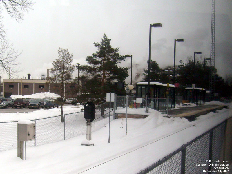 Cars On Line >> OC Transpo O-Train stations, Ottawa, Ontario - Barraclou.com