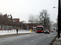 Ottawa's OC Transpo Bay Transitway station