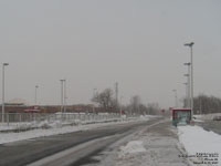 OC Transpo Strandherd station and Park and ride, Transitway system, Ottawa
