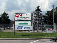 Western Canada Express, 62 Administration Road, Thornhill,ON - Toronto (CN MacMillan Yard)