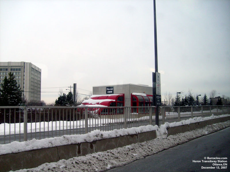 North Park Lincoln >> OC Transpo Transitway stations, Ottawa, Ontario ...