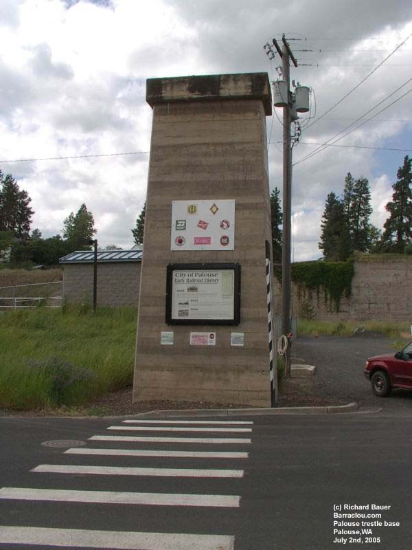 State Of Washington Stations Depots And Infrastructures