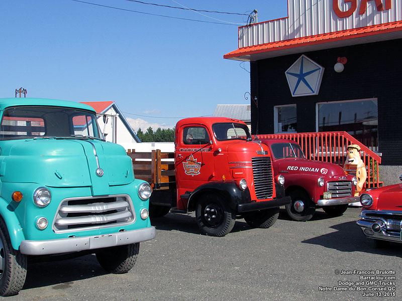 Dodge and Fargo Trucks - Dodge Sprinter - Barraclou.com