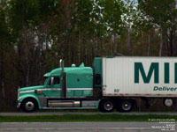 Un Freightliner de Midland
