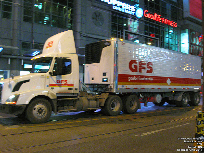 Gfs Food Service Winnipeg