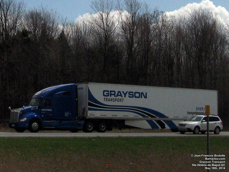 Grayson Transport - Barraclou.com