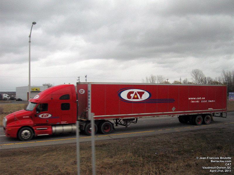 C.A.T. Canadian American Transportation - Barraclou.com