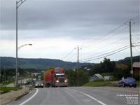 A bord du traversier Armand-Imbeau