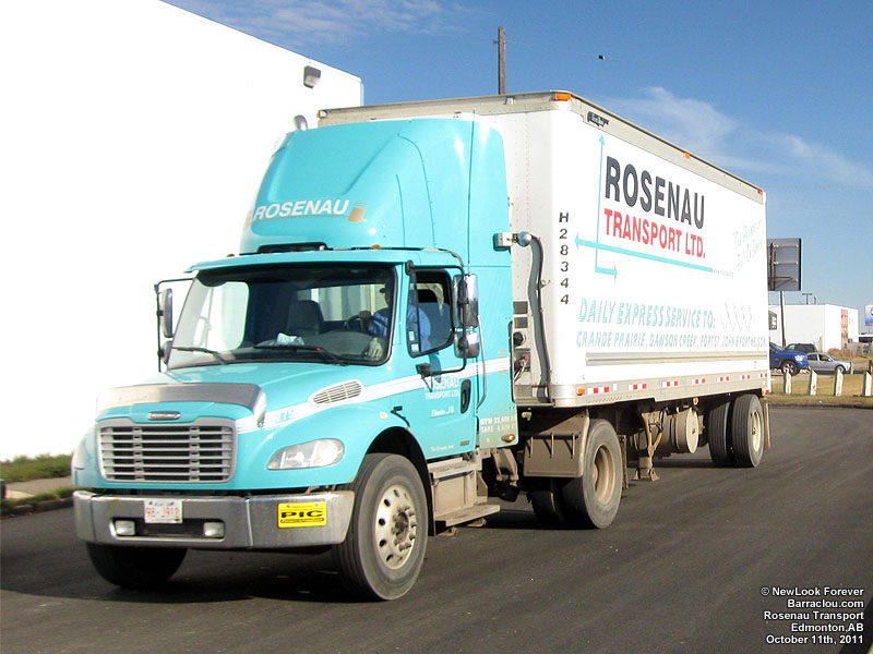 Rosenau Transport Barraclou