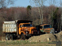 Sicard and White Dump Trucks