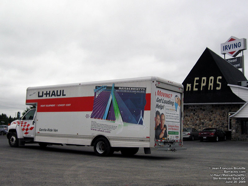 U Haul Newfoundland U-Haul trucks a...