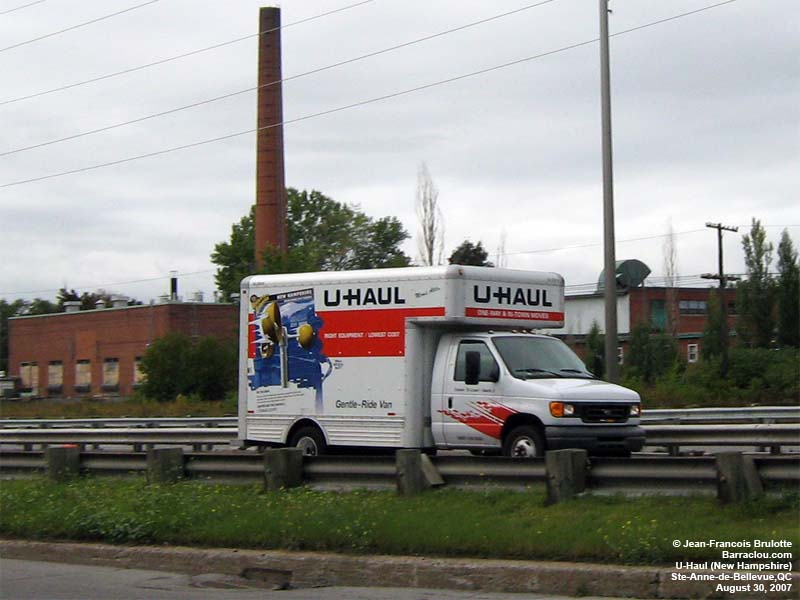U Haul Newfoundland Haul Supergraph...