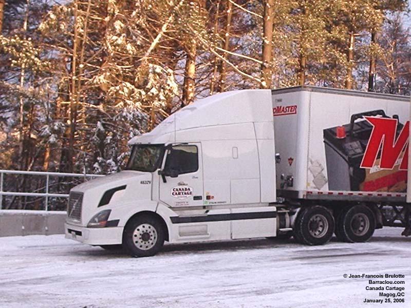 Canada Cartage System (CCS) - Direct Integrated Transportation - Mel Hall Transport - OK ...