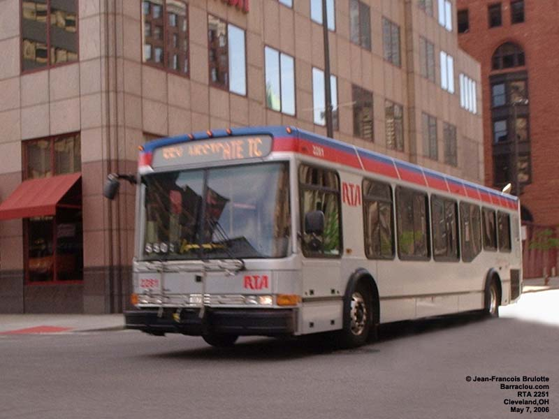 Greater Cleveland Regional Area Transit Authority Rta