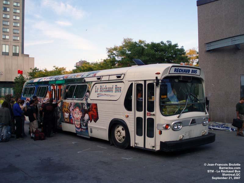Société de Transport de Montréal - STM - Barraclou.com