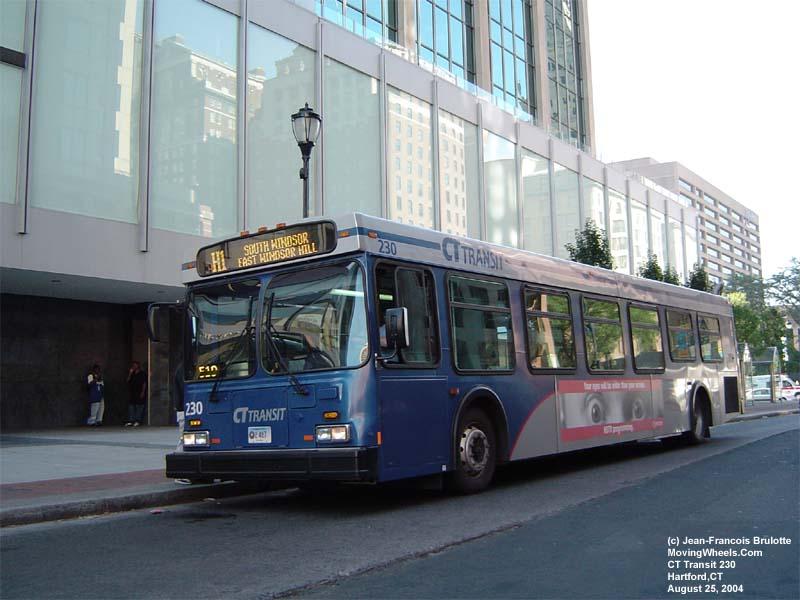 Ct Transit 230 Hartford