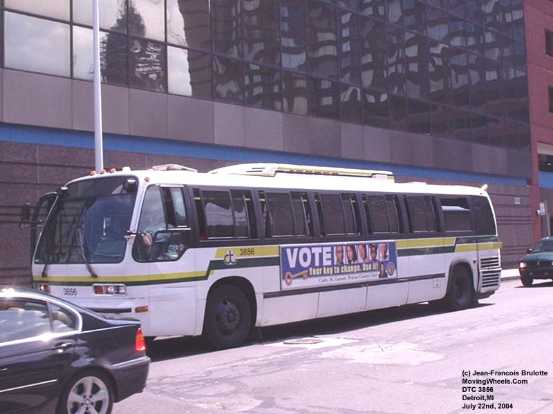 Detroit Department of Transportation DDOT - Detroit People ...