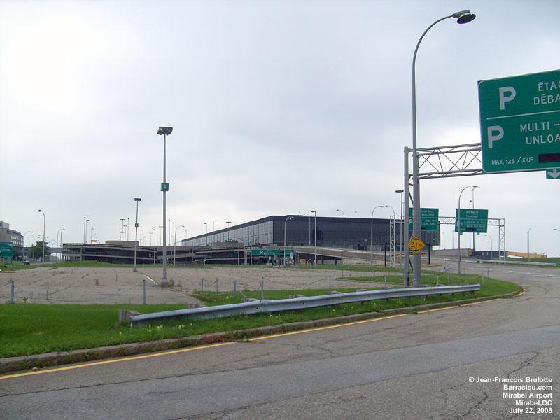 Montreal Mirabel International Airport Mirabel Quebec