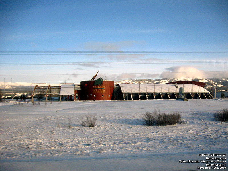 Yukon Beringia Interpretive Centre: Yukon Territory Attractions