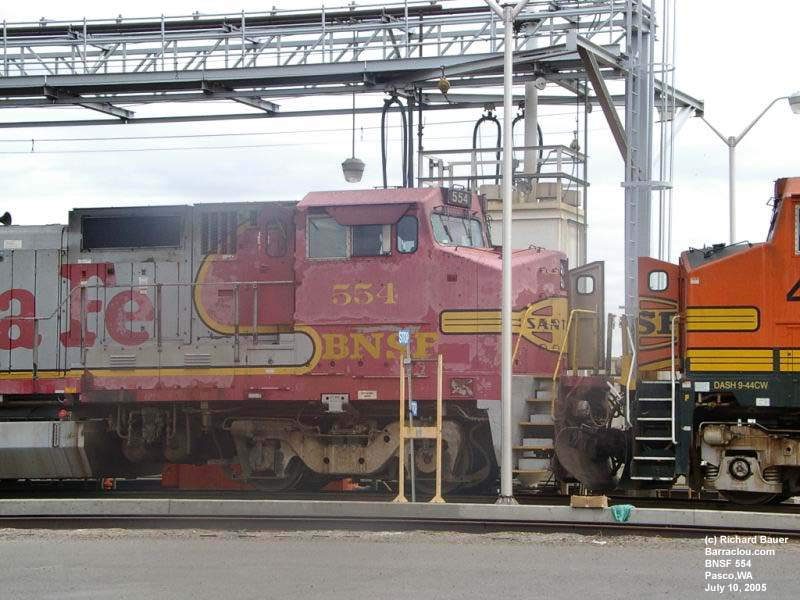 BNSF Railway - Barraclou com