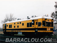 Maintenance of way, snow fighting, mining, non-revenue and