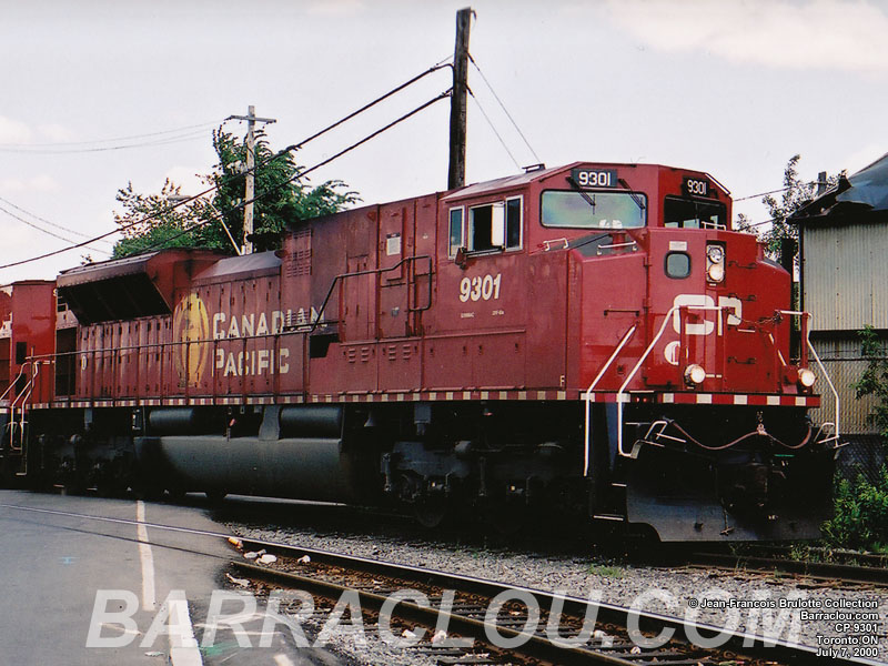 Police Cars For Sale >> Canadian Pacific Railway - CPR SD90MAC and SD90MAC-H ...